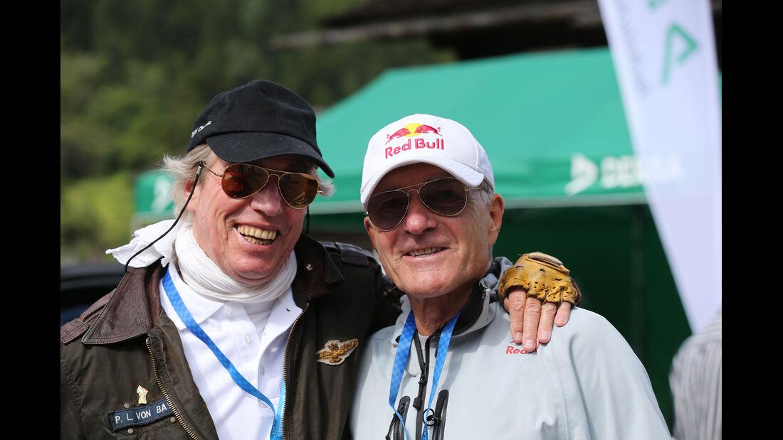 Silvretta Classic, Prinz Leopold von Bayern, Dieter Quester