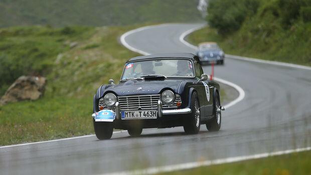 Silvretta Classic Rallye Montafon 2021 Tag 1 Tagessieger Tag 1