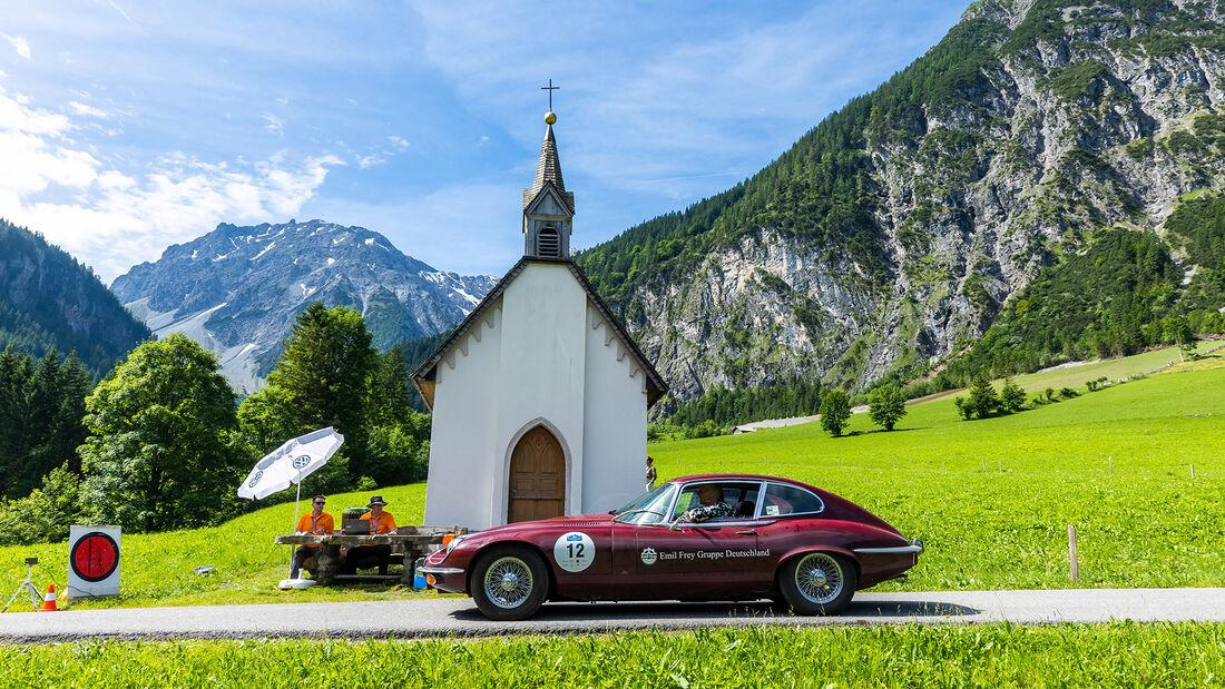Silvretta Classic Rallye Montafon 2021 Tag 3