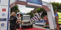 Silvretta Classic Rallye Tag 1 (2019)