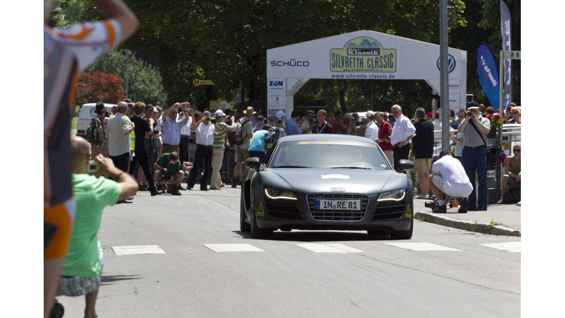 Silvretta E-Auto 2010, Elektroauto, E-Auto