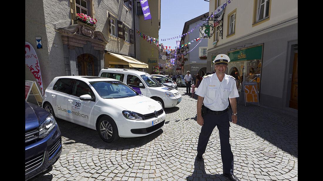 Silvretta E-Auto 2010, Elektroauto, E-Auto, E-Golf