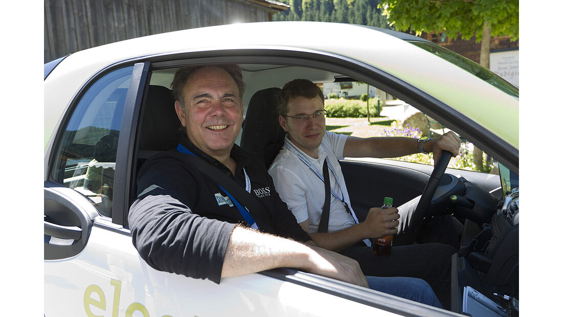Silvretta E-Auto 2010, Elektroauto, E-Auto, E-Smart