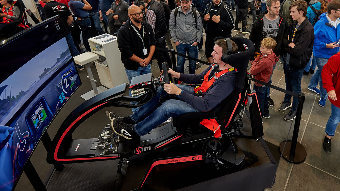 Sim-Racing Expo 2018 Nürburgring
