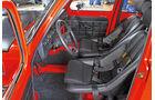 Simca 1000 Rallye 2, Cockpit, Fahrersitz