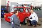 Simca 1000 Rallye 2, Heckansicht, Michael Kuhrs