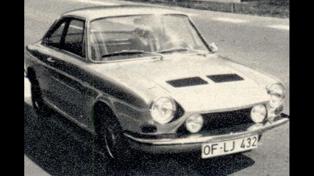 Simca, 1200-S, IAA 1967