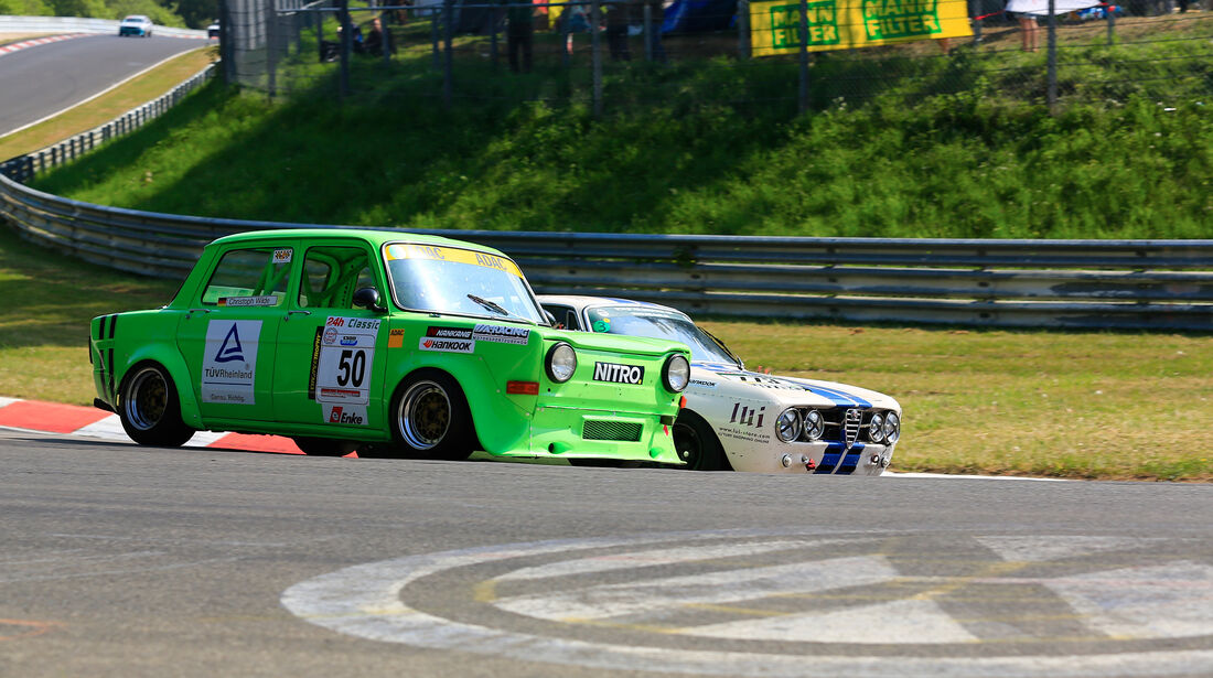 Simca Rallye 2 - 24h Classic - Nürburgring - Nordschleife