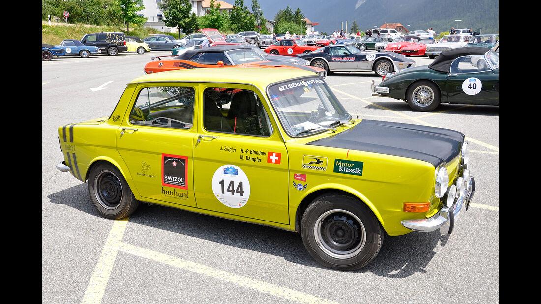 Simca Rallye 3