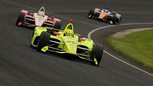 Simon Pagenaud - Indy 500 - IndyCar