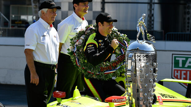 Simon Pagenaud - Penske - Indy 500