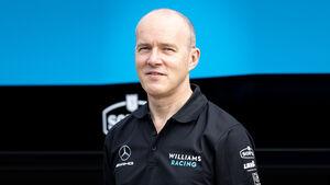 Simon Roberts - Williams - F1 - 2020