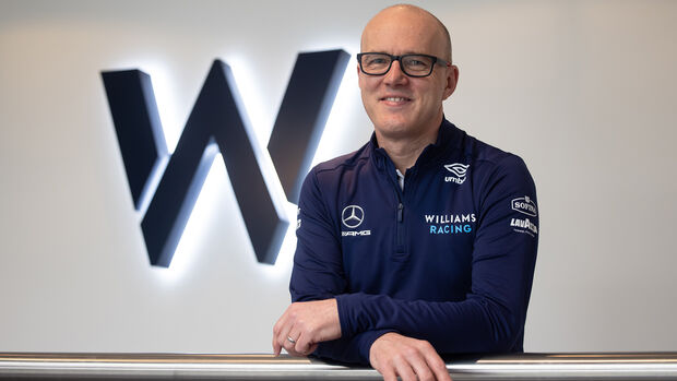 Simon Roberts - Williams - F1 - 2021