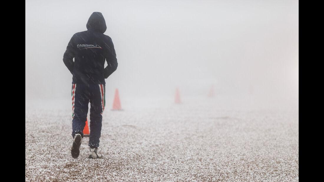 Simone Faggioli - Impressionen - Pikes Peak 2018 - Bergrennen