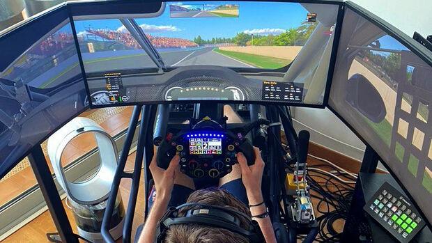 Simracing - Max Verstappen - 2020