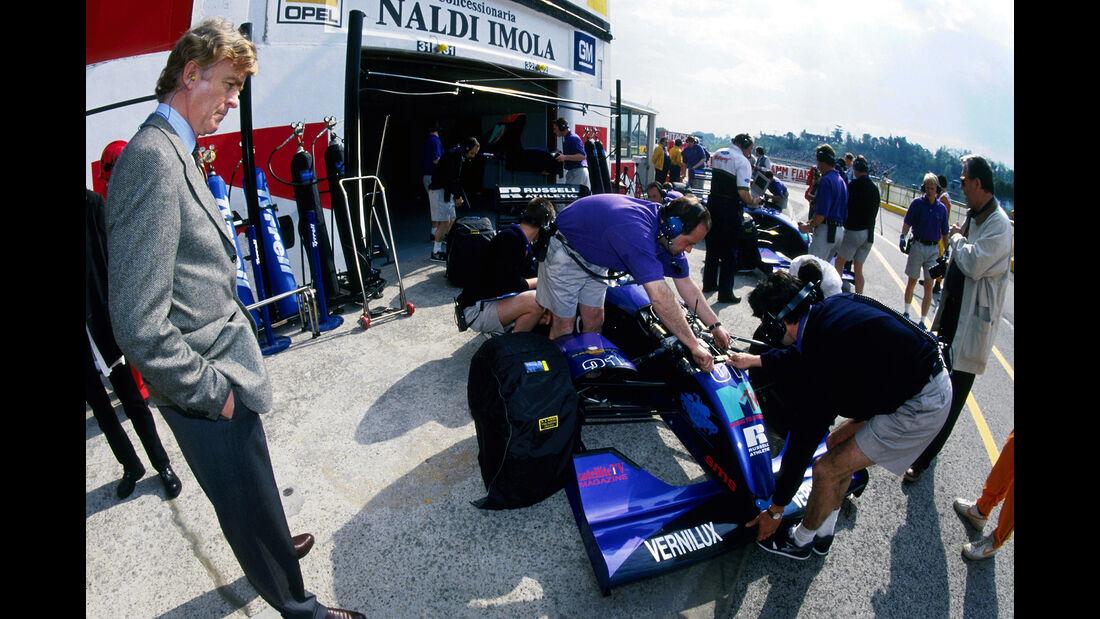 Simtek S941 - GP San Marino 1994 - Imola
