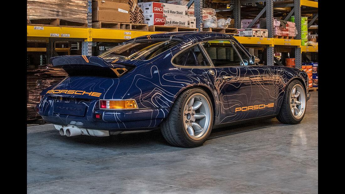 Singer Design Porsche 911 Umbau Mulholland 2019