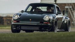 Singer Porsche 911 964 Dynamics and Lightweighting Study DLS