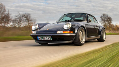 Singer Porsche 911, Exterieur