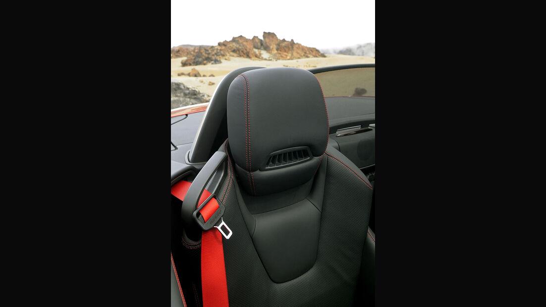 Sitz, Mercedes SLK 350
