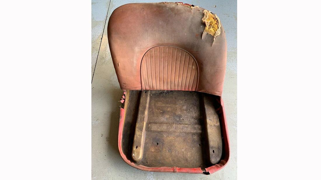 Sitze Corvette Prototyp
