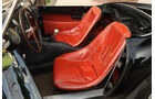 Sitze eines Siata 208 S