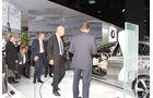Sitzprobe BMW Active Tourer Paris 2012 Dralle