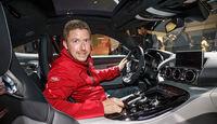 Sitzprobe Mercedes AMG GT