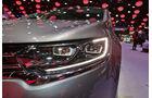 Sitzprobe Renault Espace, Ford S-Max, Autosalon Paris 2014