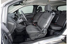 Sitztest, Ford B-Max