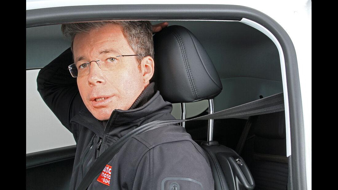 Sitztest, Peugeot 208