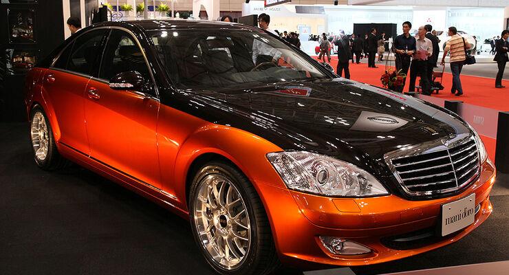 Sivax Mercedes S-Klasse Mani d'Oro