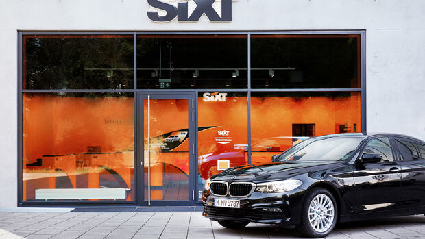 Sixt Share Charsharing 2019