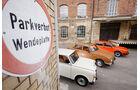 Skoda 105 L, Trabant 601 L, Wartburg 353 W, Motorhauben
