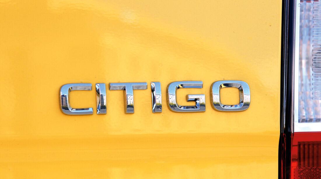 Skoda Citigo 1.0, Typenbezeichnung