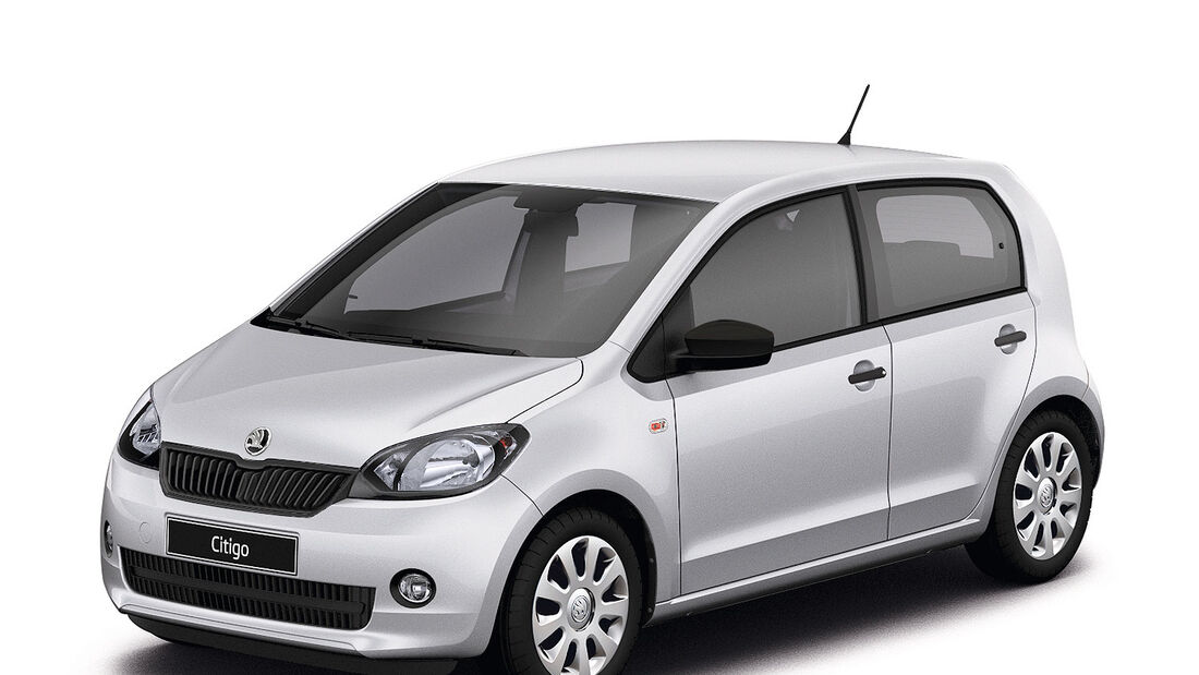 Skoda Citigo Cool Edition Sondermodell