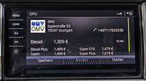 Skoda Connect, Navi