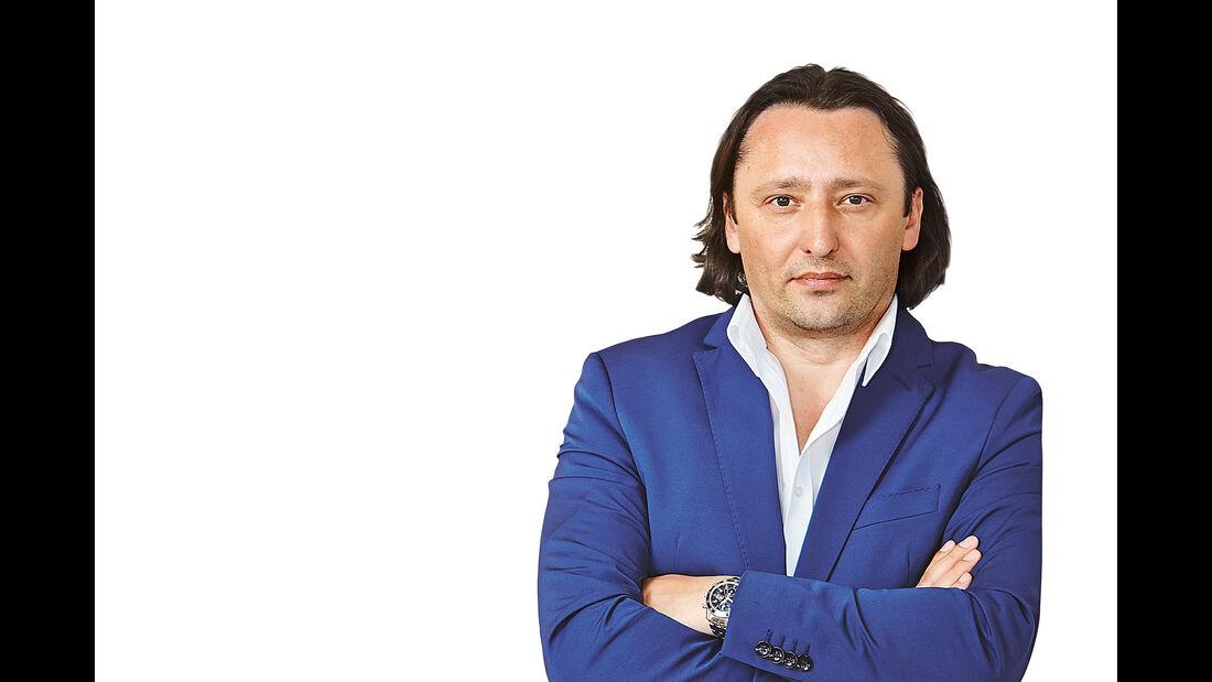 Skoda Designchef