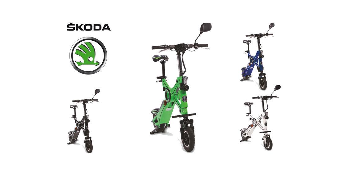 Skoda E-Scooter