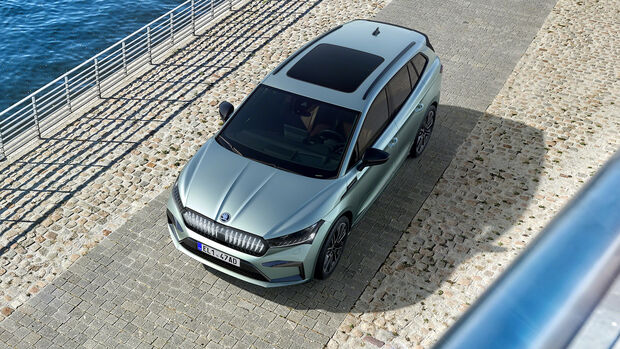 Skoda Enyaq (2020) Founders Edition