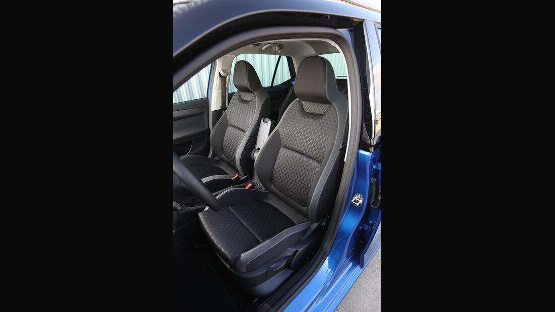 Skoda Fabia 1.2 TSI DSG, Fahrersitz