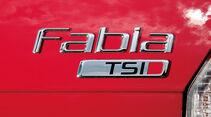 Skoda Fabia 1.2 TSI, Detail