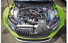 Skoda Fabia R5 Combi, Motor