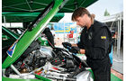 Skoda Fabia S 2000, Rallye DM, Mechaniker, Motor