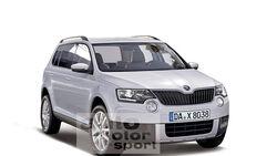 Skoda Fabia SUV