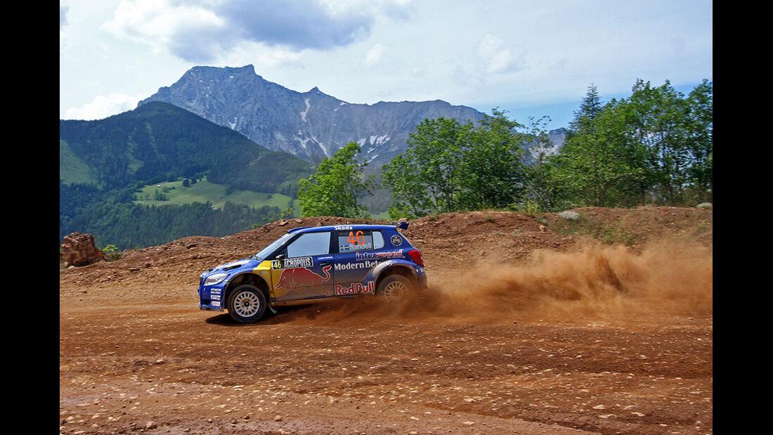 Skoda Fabia Super 2000