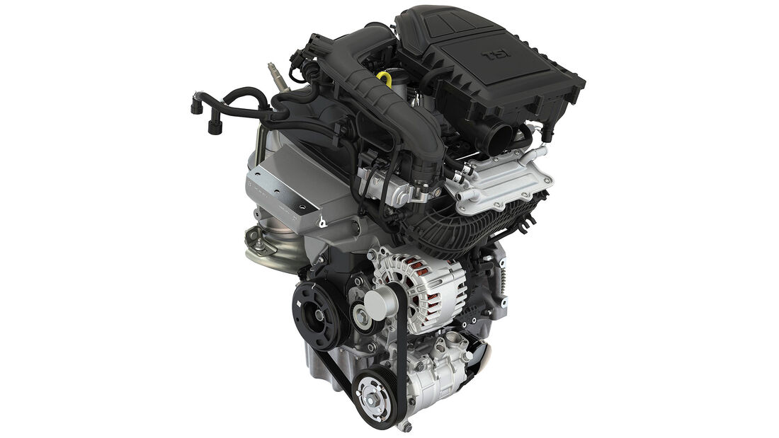 Skoda Fabia neuer 1.0 TSI-Motor