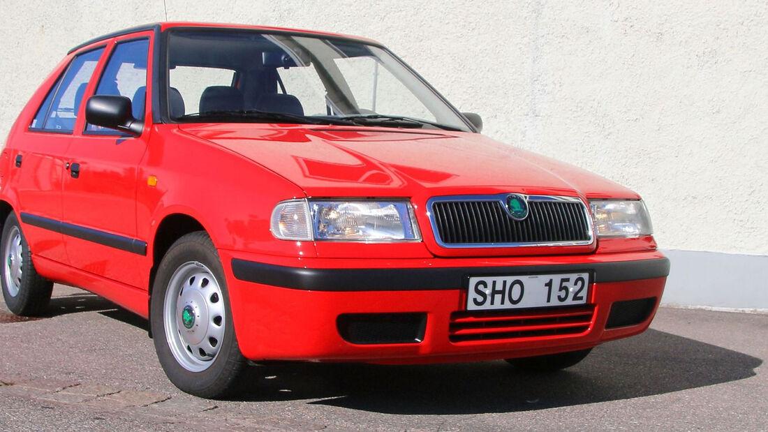 Skoda Felicia 1.3 (2001) 5400 km
