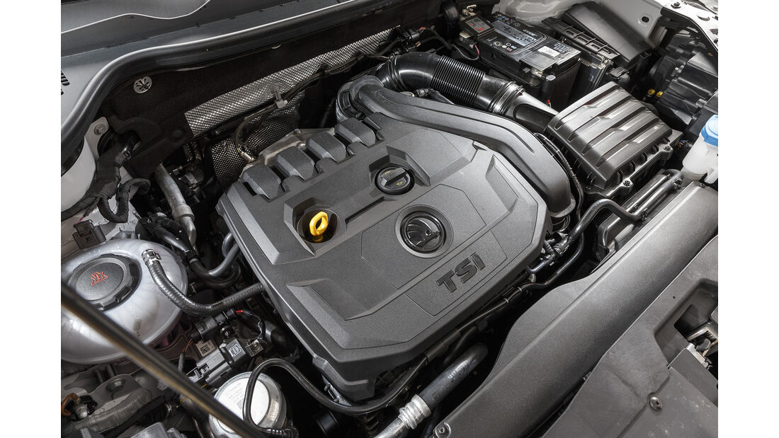 Skoda Karoq 1.5 TSI ACT Style, Motor