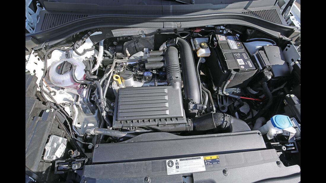 Skoda Kodiaq 1.4 TSI Motor